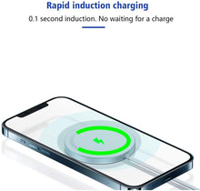 Load image into Gallery viewer, AICase Wireless Charger for iPhone and Galaxy Compatible with MagSafe Magnetic Charger