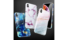 Load image into Gallery viewer, Marble Bloodstone Pattern Case Bright For iPhone 7/8/7 8 Plus/X/XS/XR/XS Max