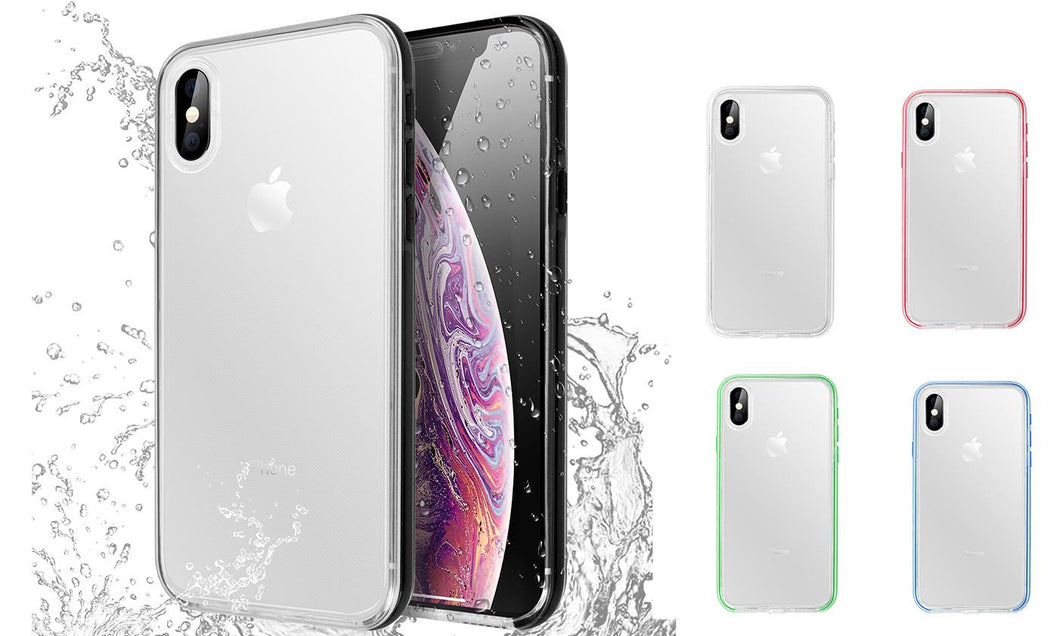 Waterproof Case Ultra Slim Dirtproof for iPhone X/XS/XR/XS Max