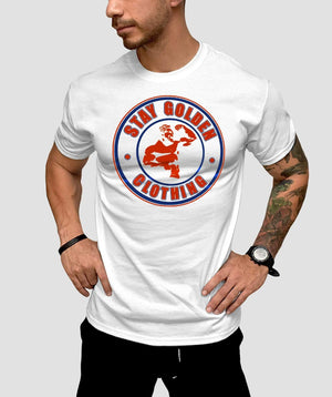 Beast Fitted T-Shirt - Stay Golden Clothing