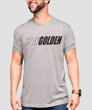 Standard Fitted T-Shirt - Stay Golden Clothing