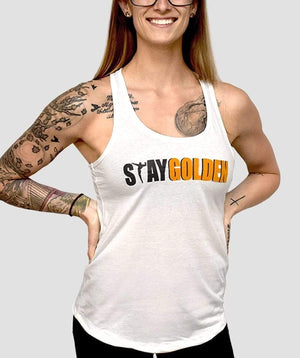Standard Tank top - Stay Golden Clothing