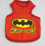 UltraSound Pet Superman | Batman Road Race Vest