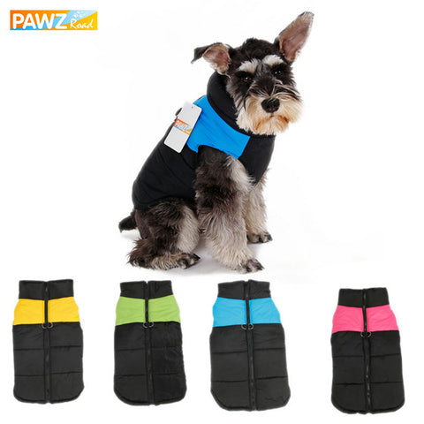4 Colors Apparel High Quality Winter Coat for Dog