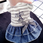 BestBaby Felicity Eternity Princess Striped Dresses
