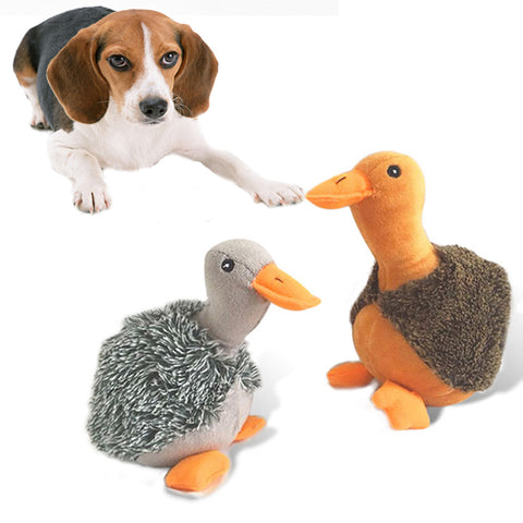 Marsa Duckling Stuffed Animal Squeaky Toy