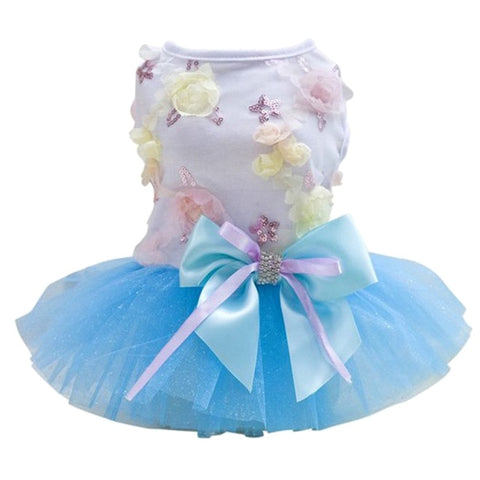 Rich & Elegant Summer Tutu Dress