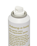 shebang-a-bang dry spray wax