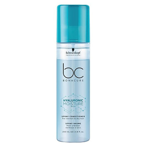 SCHWARZKOPF BC HAIRTHERAPY MOISTURE KICK SPRAY CONDITIONER