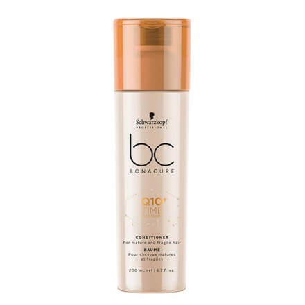 Schwarzkopf BC Bonacure Q10+ Time Restore Conditioner 200ml