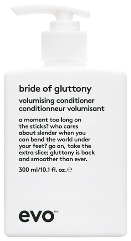 bride of gluttony volumising conditioner