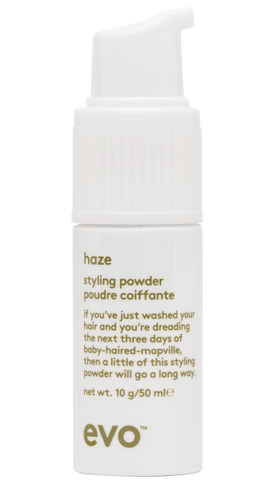 haze styling powder
