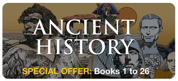 Ancient History Books 1 to 26