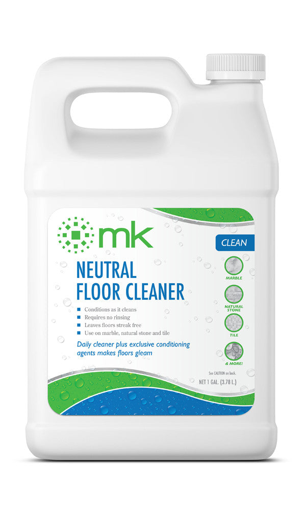 Neutral Floor Cleaner Gallon Marble Natural Stone Tile Daily
