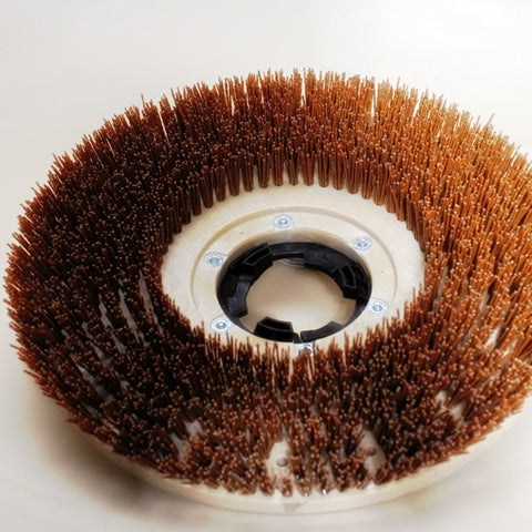 "17"" Heavy Grit Scrub Brush"