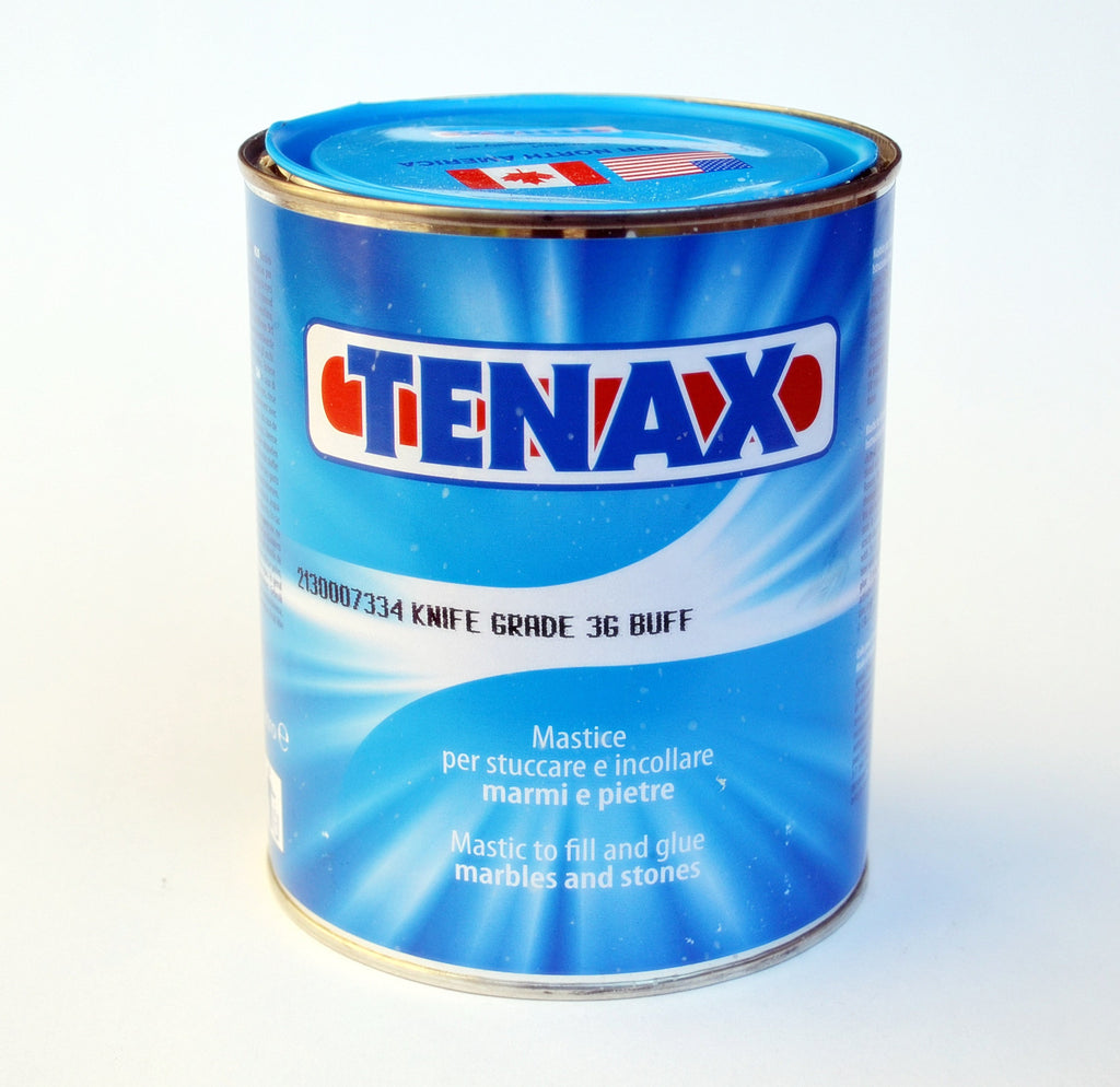 Tenax polyester adhesives marble granite natural stone for Marble filler repair