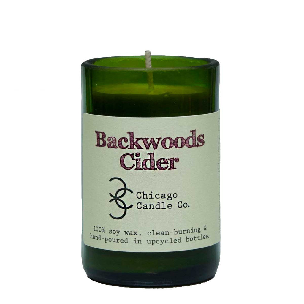 Chicago Candle Co. - Backwoods Cider Candle - Mini