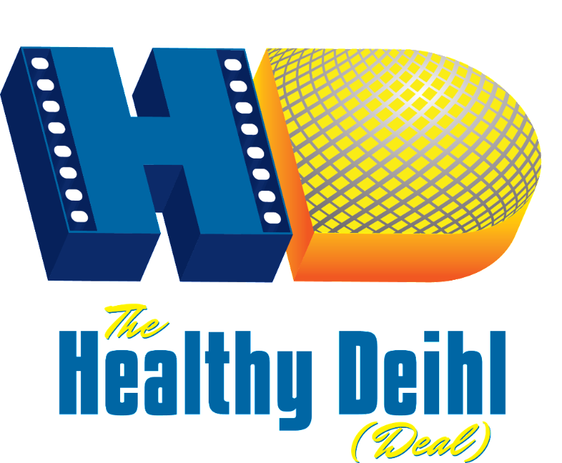 The Healthy Deihl: New Year's Resolutions