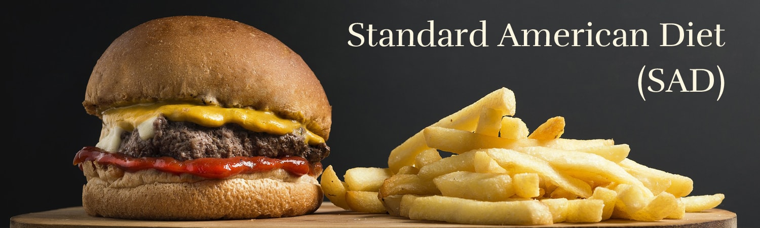 the standard american diet I hate when people use the phrase the standard american diet, or sad, to exemplify what's wrong with our food system it's so contemptuous the problem with coca cola and snickers isn't that they're american foods.