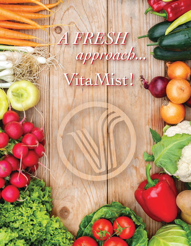 A Fresh Approach.  VitamiSt!