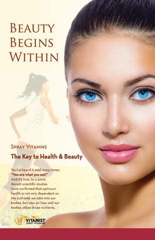 Beauty Begins Within Brochure 10 Pack