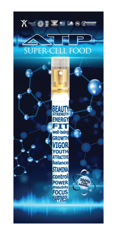 Banner - ATP Super-Cell Foods Spray