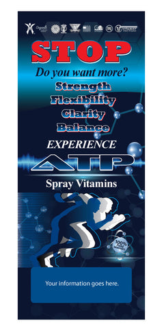 Banner - ATP Super-Cell Foods STOP!