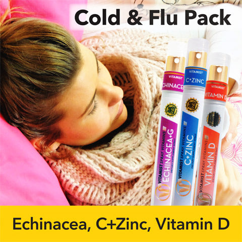 Cold & Flu Pack