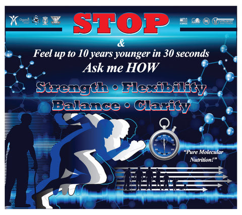 Banner - STOP! ATP Banner 7X8 Backdrop