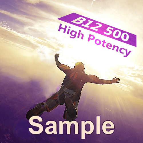 Vitamin B12 500mcg High Potency Supplement Spray Free Sample
