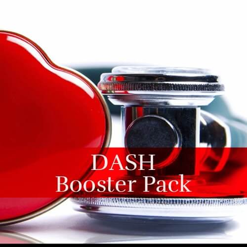 DASH Booster Pack- Includes Bslim Boost, Slender Mist, Biotin Plus, Multiple, and Minerals