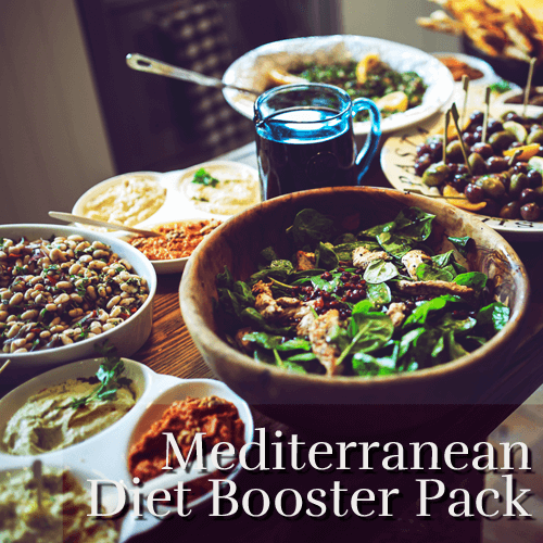 Mediterranean Diet Booster Pack