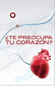 "Spanish cover image of the brochure titled, ""Are you worried about your heart?"""