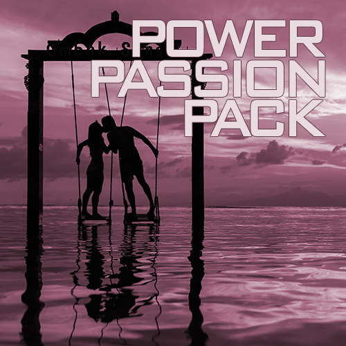 Power Passion Pack Supplement Spray Stack