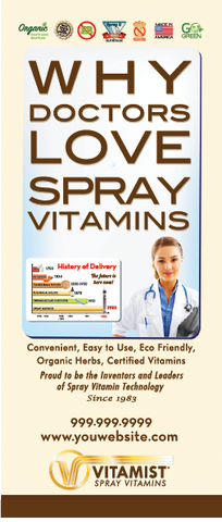 Banner - Why Doctors Love Spray Vitamins