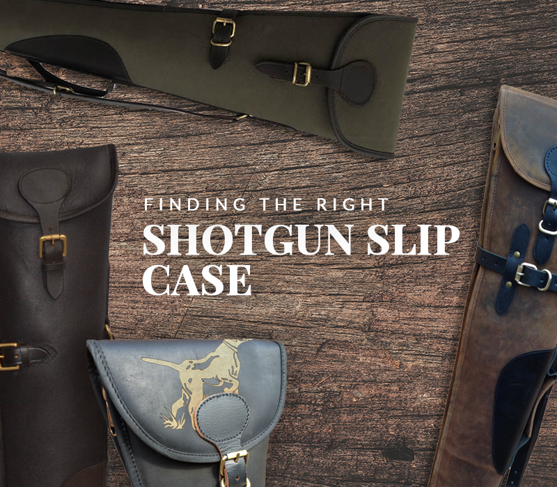 Guide to buying the right Leather Shotgun Slip
