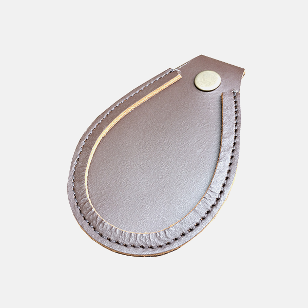 Shooting Leather Toe Protector Pad Rest