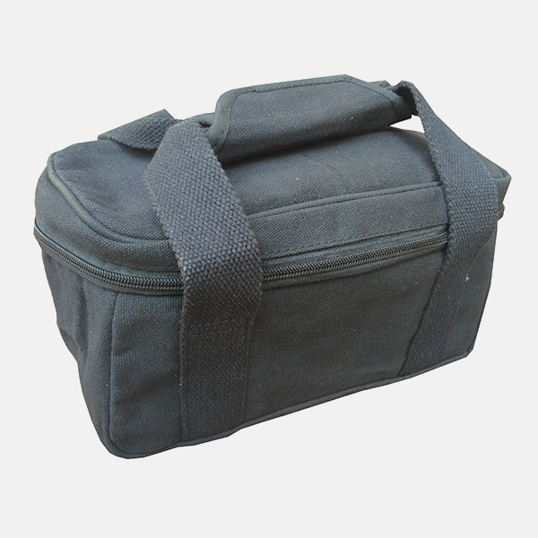 Canvas Shotgun Cartridge Bag