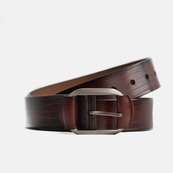 Leather Mens Trouser Waist Belt