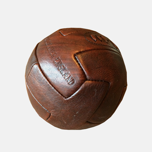 Traditional Vintage Leather Football