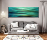 Curtian Call - Wrapped Canvas