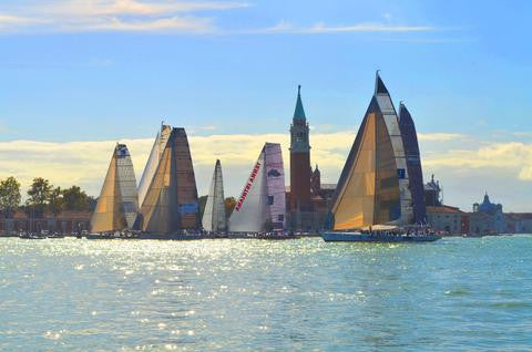 The Many Boats of Venice