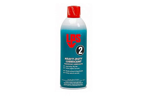 2 Industrial-Stength Lubricant