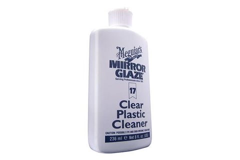 Clear Plastic Cleaner