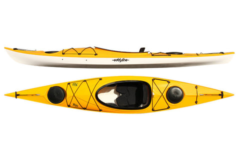 Eddyline Rio Kayak Yellow