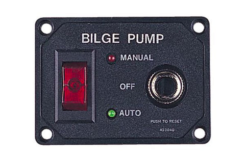 Bilge Pump Switch with Circuit