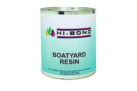 Boatyard Polyester Finish Resin