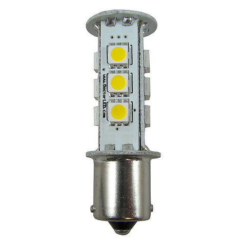 LED Single Contact Bayonet Bulb