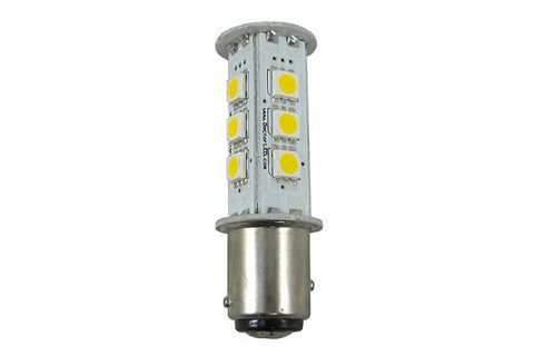 LED Double Contact Bayonet Bulb - Indexed Pins