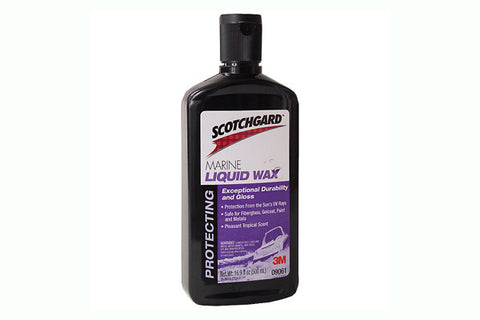 Scotchgard Marine Liquid Wax